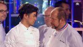 Top Chef : Geoffrey humilié par un chef étoilé, les twittos scandalisés ! (REVUE DE TWEETS)