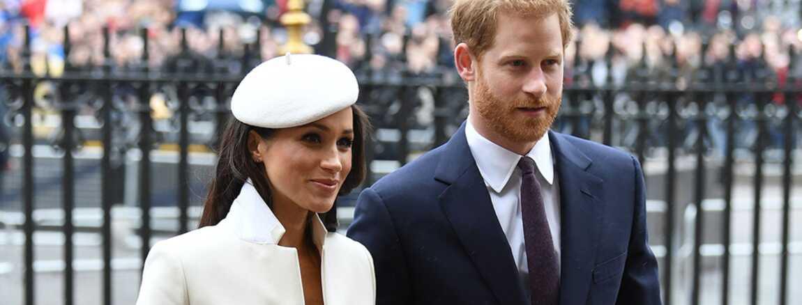 Mariage du prince Harry et de Meghan Markle  la reine donne enfin sa  bénédiction à leur union en utilisant leurs vrais noms