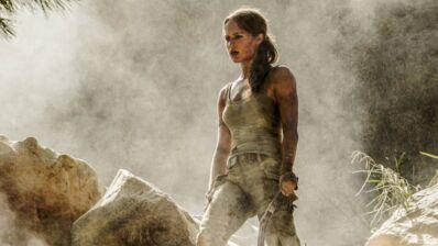Tomb Raider : Alicia Vikander avoue avoir utilisé un soutien-gorge rembourré pour le rôle... et cela ne plaît pas à certains fans de Lara Croft ! (VIDEO)