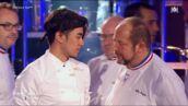 """Geoffrey de Top Chef, violemment taclé par Gilles Goujon, s'excuse et reconnaît son erreur : """"J'aurais dû essayer..."""""""