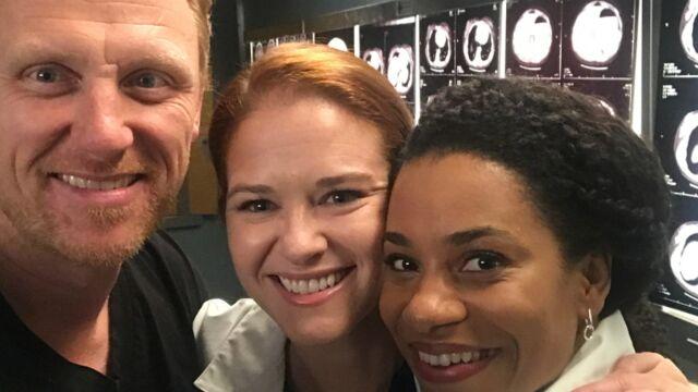 Grey's Anatomy, Demain nous appartient… : bienvenue dans les coulisses ! (PHOTOS)