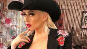 Choc : sans maquillage ni artifice, Christina Aguilera est méconnaissable (PHOTOS)