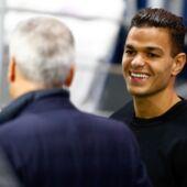 Ligue 1 : Hatem Ben Arfa annonce son départ du PSG