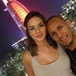 Qui est Rebeca Tavares, la femme du footballeur brésilien Fabinho ?