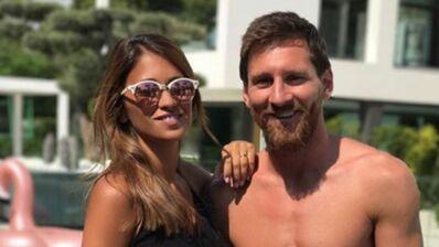 Lionel Messi dévoile la tête de son troisième fils... et il est adorable ! (PHOTOS)
