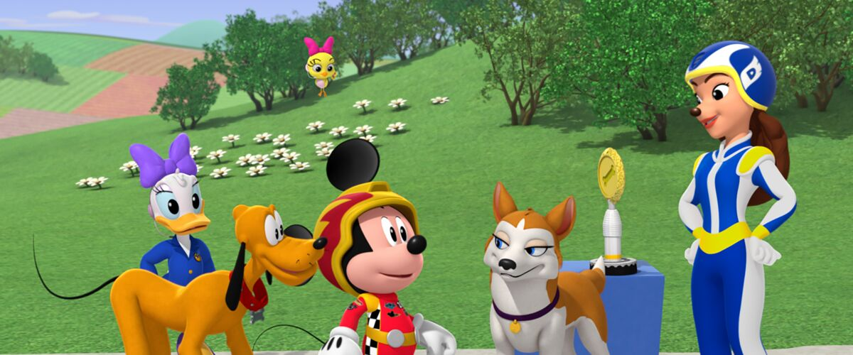 Mickey et Minnie datant depuis 1928