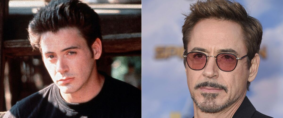 Robert Downey Jr (Iron Man 2) : retour sur la carrière d'une star à tout fer ! (PHOTOS)