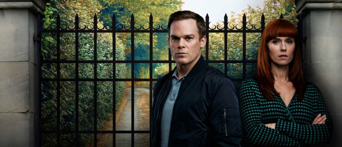 on a vu safe la nouvelle s rie avec michael c hall alias dexter elle arrive bient t sur c8. Black Bedroom Furniture Sets. Home Design Ideas