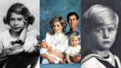 Elisabeth II, le prince Philip, William et Harry... découvrez les membres de la famille royale britannique lorsqu'ils étaient enfants !  (PHOTOS)
