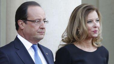 """""""Je suis très heureuse dans ma vie personnelle"""" : Valérie Trierweiler remercie François Hollande pour sa """"liberté"""" retrouvée (VIDEO)"""