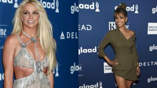 Britney Spears ultra-sexy en mini-robe, Halle Berry toujours aussi canon... Les people aux Glaad Awards (PHOTOS)