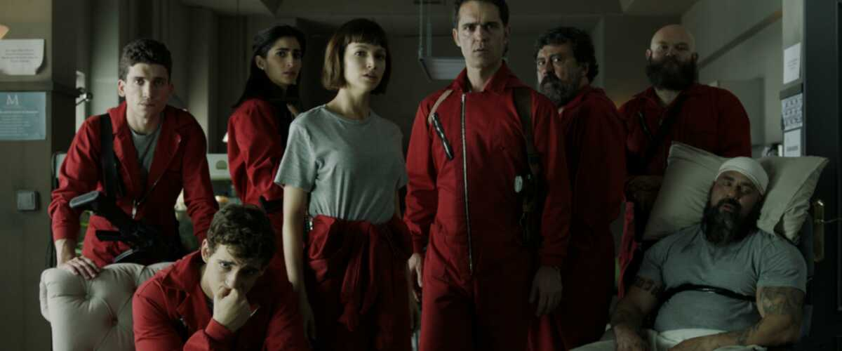 la casa de papel netflix date casting intrigues tout savoir sur la saison 3. Black Bedroom Furniture Sets. Home Design Ideas