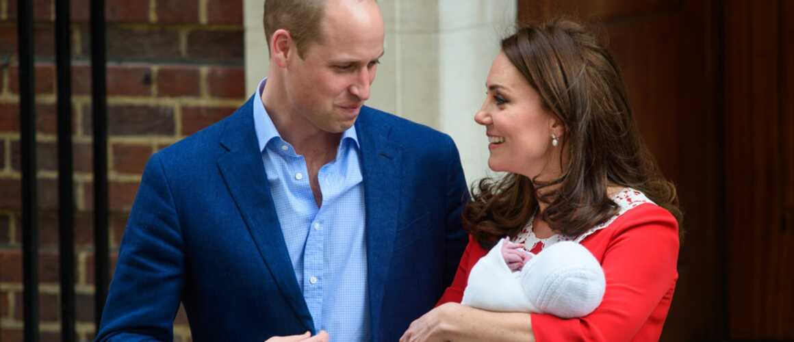 royal baby 3 d couvrez ce que kate middleton et le prince william se sont dit devant la maternit. Black Bedroom Furniture Sets. Home Design Ideas