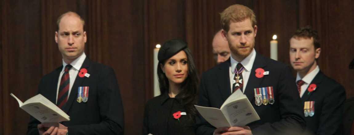 Mariage du prince Harry et de Meghan Markle  le prince William choisi pour  être le témoin