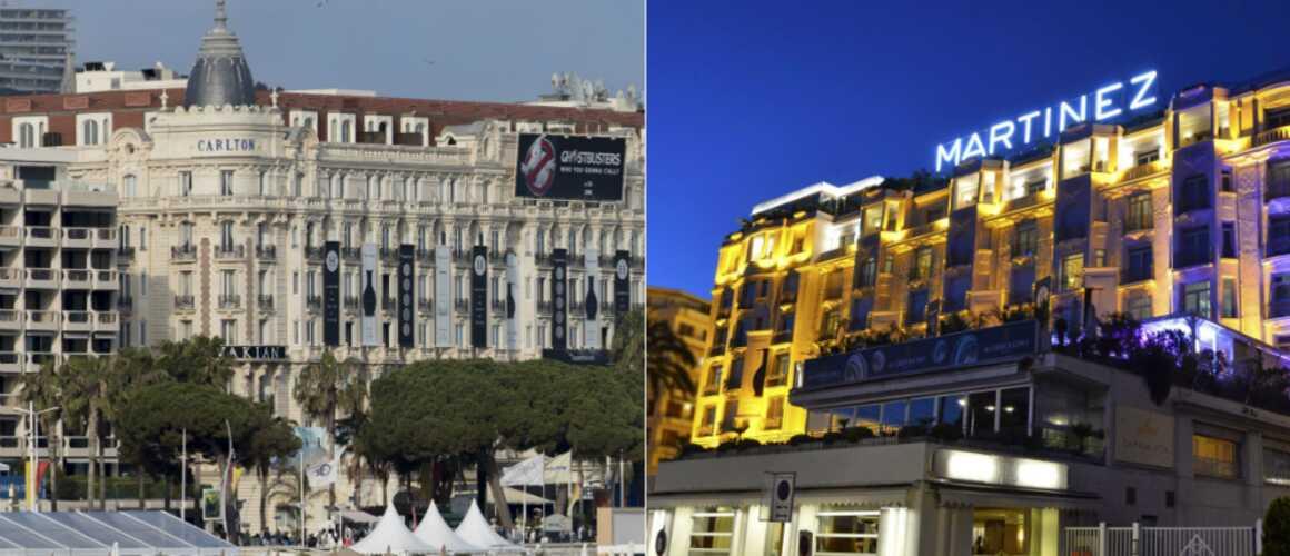 Cannes 2018 carlton martinez eden roc combien co te une chambre dans les palaces - Prix chambre carlton cannes ...
