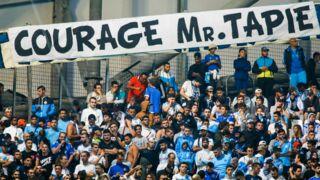 """Demi-finale ligue Europa. Bernard Tapie aux joueurs de l'OM : """"Il ne faut pas les laisser respirer !"""""""