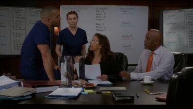 Grey's Anatomy en replay (S14E21) : comment Catherine a-t-elle réagi après l'annonce choc de Jackson et Meredith ?