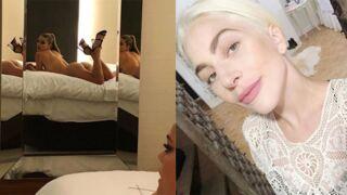 Instagram : Nina Agdal, l'ex de Leonardo DiCaprio, entièrement nue, Lady Gaga pose au naturel (35 PHOTOS)