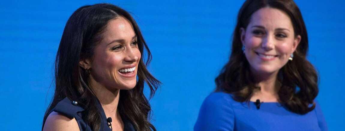 7df3474a14 Meghan Markle, Kate Middleton, Charlene de Monaco... découvrez quelle  princesse a eu la bague de fiançailles la plus chère ! (PHOTOS)