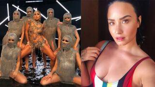 Instagram : tournage caliente pour Jennifer Lopez, Demi Lovato sexy en maillot de bain... (27 PHOTOS)