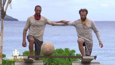 Alban et Yassin, fâchés après leur élimination de Koh-Lanta ? Ils démentent avec une photo