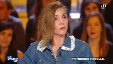 SLT : Clotilde Courau s'emporte contre Thierry Ardisson et menace de quitter le plateau (VIDEO)