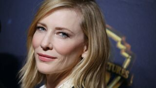 Cate Blanchett tacle Harvey Weinstein, Woody Allen et d'autres réalisateurs d'Hollywood
