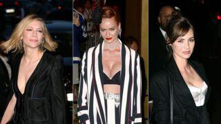 Cannes 2018 : Cate Blanchett, Penélope Cruz, Louise Bourgoin... Décolletés et glamour (enfin presque toujours) au dîner Vanity Fair (PHOTOS)
