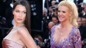 Cannes 2018 : Bella Hadid sexy, Victoria Silvstedt décolletée... la montée des marches du soir (PHOTOS)