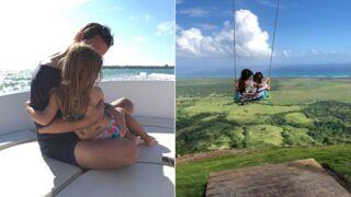 Marc-Olivier Fogiel, papa complètement gaga de ses deux filles Mila et Lily (PHOTOS)