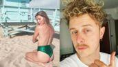 Instagram : Ludivine Birker topless enflamme Santa Monica, le youtubeur Norman Thavaud change de look... (24 PHOTOS)