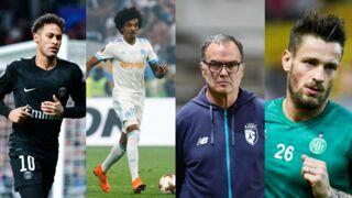 Bilan Ligue 1 : Neymar, Luiz Gustavo, Bielsa... Nos tops et nos flops de la saison