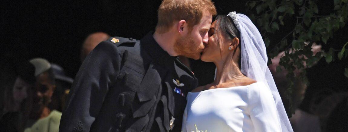Mariage Harry Et Meghan Ils Se Sont Dit Oui Video