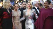 Cannes 2018 : Léa Seydoux solaire en argenté, Kristen Stewart et Cate Blanchett main dans la main  (PHOTOS)