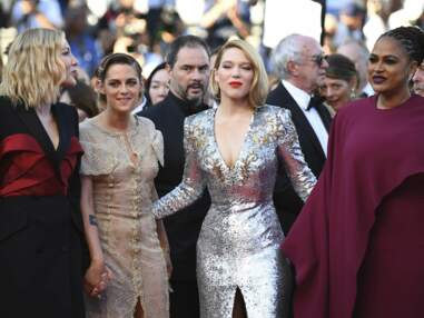 Cannes 2018 : Léa Seydoux solaire en argenté, Terry Gilliam déchaîné pour la cérémonie de clôture
