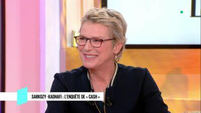Une carrière politique pour Elise Lucet ? Elle répond dans C l'Hebdo (VIDEO)