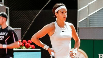 """Caroline Garcia, tenniswoman et célibataire à 24 ans : """"C'est difficile"""""""