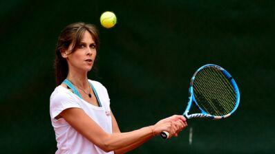 Ophélie Meunier, PPDA, Kev Adams... Les people s'éclatent au Trophée des personnalités de Roland-Garros (PHOTOS)