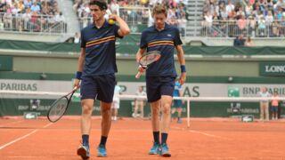 Roland-Garros 2018 : Nicolas Mahut se prend une balle dans la tête, envoyée par son propre coéquipier (VIDÉO)