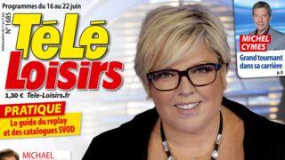 A la une de Télé-Loisirs : Laurence Boccolini règle ses comptes avec TF1