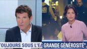 Stefan Etcheverry et Aurélie Casse reprennent la matinale week-end de BFMTV