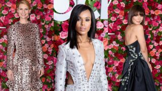Claire Danes enceinte, Kerry Washington sensuelle... Les stars fleurissent aux Tony Awards (24 PHOTOS)