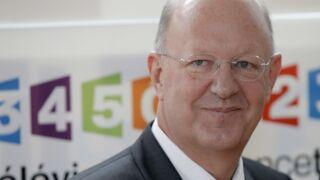 Rémy Pflimlin, le patron de France Télévisions, favorable au retour de la publicité après 20 heures