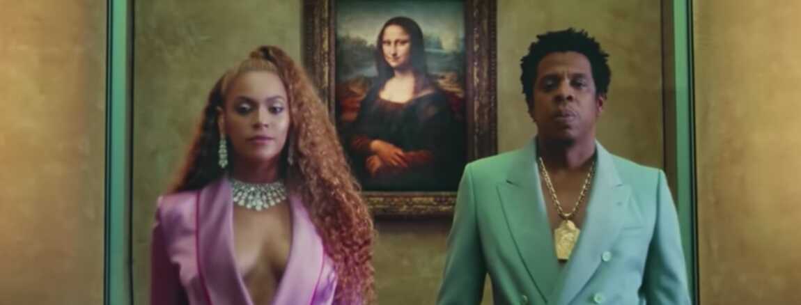 902cb7160d6a4 Beyoncé et Jay-Z au Louvre   combien a coûté la location du musée   (VIDEO)