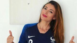 Rachel Legrain-Trapani, première fan des Bleus et de son chéri Benjamin Pavard (PHOTOS)