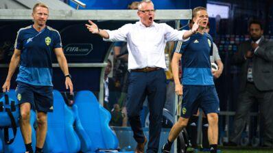 Allemagne-Suède : une vive altercation a éclaté entre les camps suédois et allemands à la fin du match (VIDEOS)