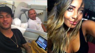 Brésil-Mexique : sa soeur Rafaella, sa mère Nadine, son fils... découvrez la famille de Neymar ! (PHOTOS)