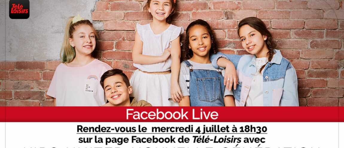 facebook live posez vos questions en vid o aux kids united nouvelle g n ration. Black Bedroom Furniture Sets. Home Design Ideas