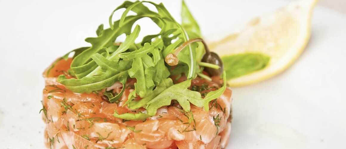 Tartare de poisson les trucs et astuces du chef gr gory cuilleron pour le r ussir - Cuisine trucs et astuces ...