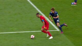Audiences télé : TF1 cartonne avec le match Belgique - Japon !